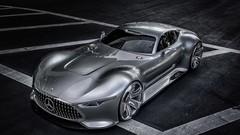 Supercar Mercedes-AMG : avec un moteur hybride de Formule 1