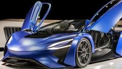 TechRules : la supercar électrique chinoise viendra de Turin
