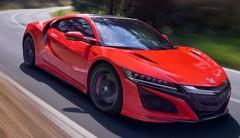 Essai Honda NSX : GT sous contrôle