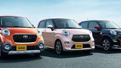 Toyota Pixis Joy : trio multiple