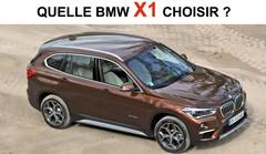 Quelle BMW X1 choisir?