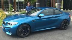 Essai BMW M2 : comme un gant