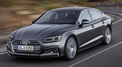 L'Audi A5 se convertit au Sportback
