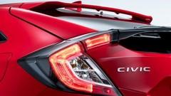 Honda Civic 2017 : présentation à Paris