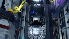 BMW présente un nouveau teaser (mystérieux) de la série 5