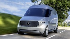 Mercedes : un concept de van très particulier