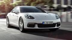Nouvelle Porsche Panamera 4 E-Hybrid : inspirée par la 918 Spyder