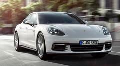 Porsche Panamera 4 E-Hybrid : 462 chevaux et 700 Nm !