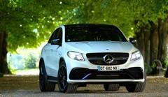 Essai Mercedes GLE AMG 63 S Coupé : Mutation génétique