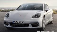 Porsche Panamera 4 E-Hybrid : encore plus électrifiée