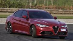 Alfa Romeo Giulia Quadrifoglio : une boîte automatique à 8 rapports