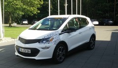 Opel Ampera-e (2017) : L'argus.fr déjà à bord d'un prototype