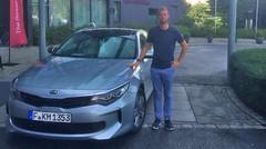 Essai Kia Optima PHEV : Mieux qu'une Passat GTE ?