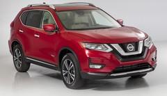 Nissan: bientôt un nouveau visage pour le SUV X-Trail