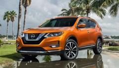 Nissan X-Trail/Rogue restylé : l'hybridation fait son arrivée