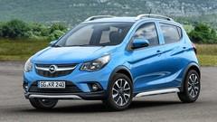 Tenue baroudeuse pour l'Opel Karl Rocks