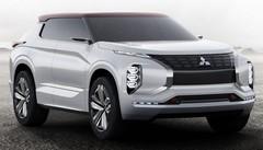 Le concept Mitsubishi GT-PHEV prêt pour le Mondial