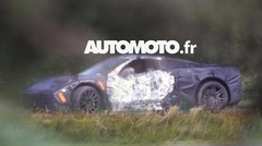 La future Chevrolet Corvette C8 en photos scoop