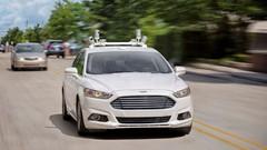 Ford : des voitures autonomes pour les employés en 2018