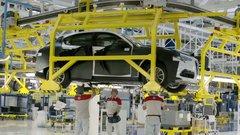 Alfa Romeo Stelvio : première photo officielle dans l'usine italienne