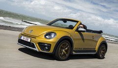 Essai Volkswagen Beetle Cabrio Dune TSI 150 : décalée
