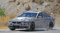 BMW Série 3 : la génération G20 se prépare pour 2018
