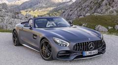 Mercedes-AMG GT Roadster : un inédit V8 biturbo de 557 ch pour la découvrable