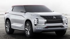 Mitsubishi GT-PHEV Concept : 1ère au Mondial