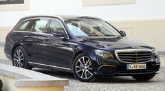 Essai Mercedes Classe E Break 2016 : bluffante