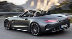Mercedes AMG GT Roadster : Une méchante bouffée d'air