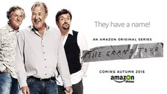 The Grand Tour : l'ex trio de Top Gear UK de retour le 18 novembre