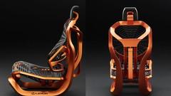 Kinetic Seat Concept : Lexus dévoile le siège auto du futur