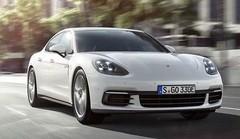 Porsche Panamera 4 E-Hybrid : un pas de plus vers l'électrique