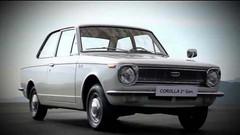 Happy birthday Corolla !