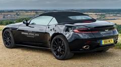 Aston Martin nous présente officieusement sa DB11 Volante