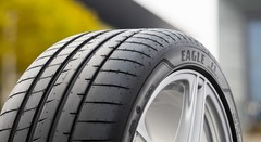 Le pneu Goodyear Eagle Asymetric 3