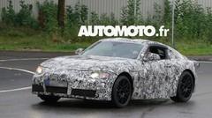 La future Toyota Supra 2018 en photos scoop