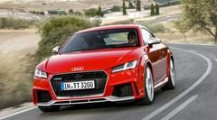 Essai Audi TT RS : La centrifugeuse musicale !