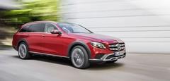 Mercedes Classe E All-Terrain : nouvelle conquête