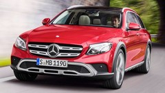 Mondial Auto Paris 2016 : Mercedes Classe E All-Terrain