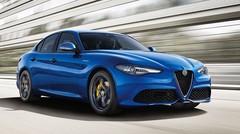 Alfa Romeo Giulia: nouvelle version sportive Veloce