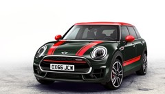Mini Clubman JCW 2017, photos et vidéo du break Mini John Cooper Works