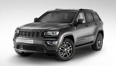 Jeep viendra au Mondial de Paris avec son Grand Cherokee Trailhawk