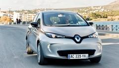 Renault Zoé 2017 : son autonomie va grimper en flèche