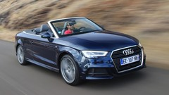 Essai Audi A3 Cabriolet restylée : Bronzage et écran total