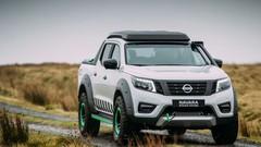 Nissan Navara EnGuard : engin tous secours électriques