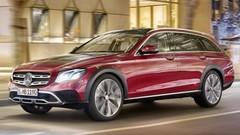 Mercedes Classe E All Terrain : Le break Crossover
