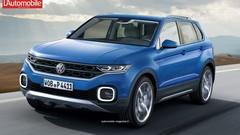 Première vidéo pour le futur SUV Volkswagen Polo