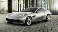 Ferrari annonce la GTC4 Lusso T équipée d'un moteur V8