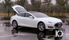 """Tesla : des chercheurs chinois piratent une voiture """"model S"""""""